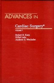 Advances In Cardiac Surgery Vol. 7 Vol.7