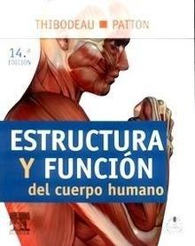 Estructura y Función del Cuerpo Humano (tapa dañada)